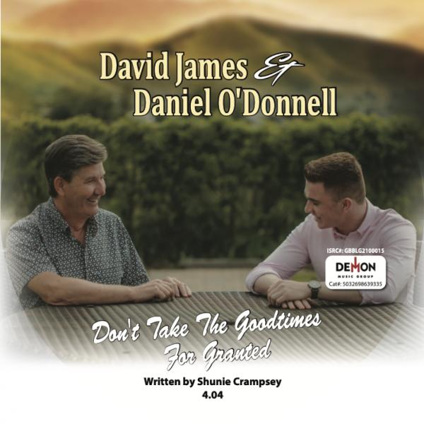 David-James-Daniel-Single-Release-Album-Cover